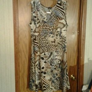 First Glance Plus Size Dress size 2 XL
